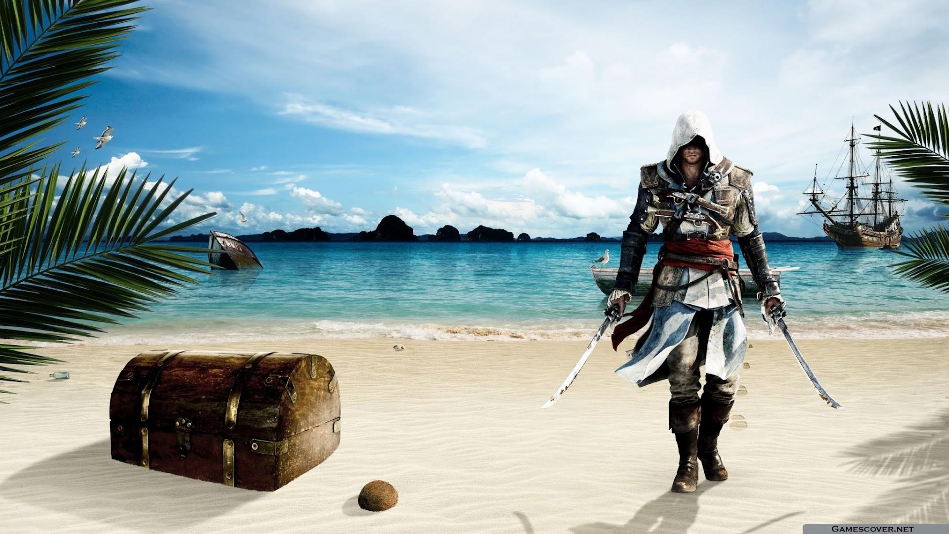 Assassins Creed Black Flag   Island Treasure