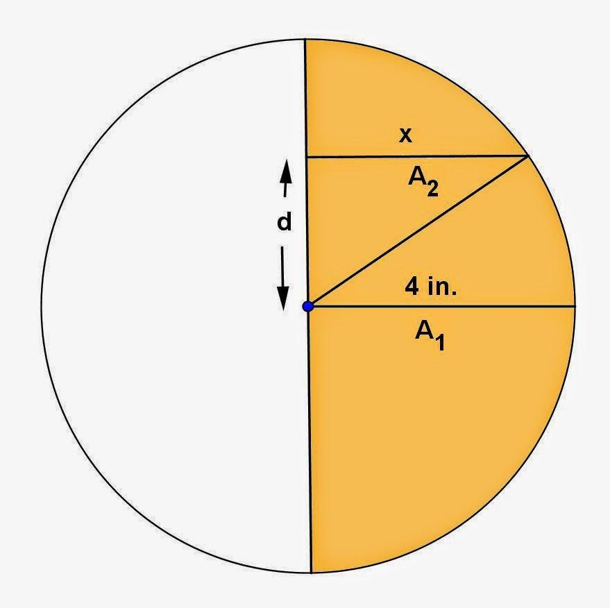 Math Principles: Right Circular Cylinder Problems, 24