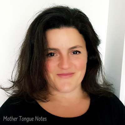 Stories From Life Abroad: Guest Post Series Featuring Mother Tongue Notes - Headshot Photo Of Andrea From Mother Tongue Notes