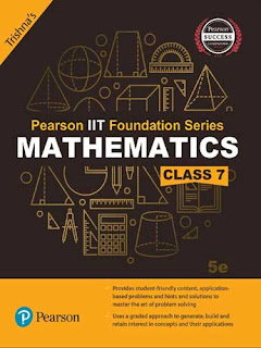 Pearson IIT Foundation Maths Class 7, 5e