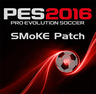Patch PES 2016 Terbaru dari SMoKE Patch 8.2.2