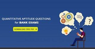 Quantitative Aptitude Questions for NICL AO Exam 2017