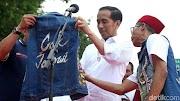 Jokowi Diberi Gelar 'Cak' dan 'Jancuk' oleh Pendukung, Apa Maksudnya?