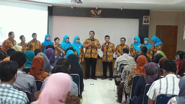 Seminar dan Pelantikan Pengurus FPPTI DIY 2016-2019.  Membangun Produk dan Kolaborasi : Pustakawan dan Stakeholder dalam Perguruan Tinggi