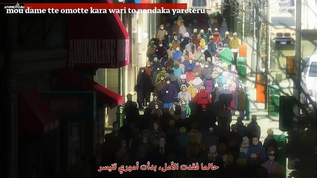 Kekkai Sensen موسم اول بلوراي مترجم تحميل و مشاهدة اون لاين 1080p