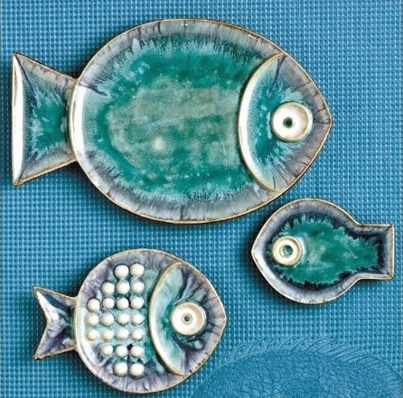 get the look with fish plates