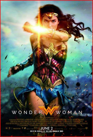 WONDER WOMAN (2017) in SPOILERVISION