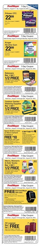Missy casteels Fred Meyer Weekly Ad August 14 20 2016
