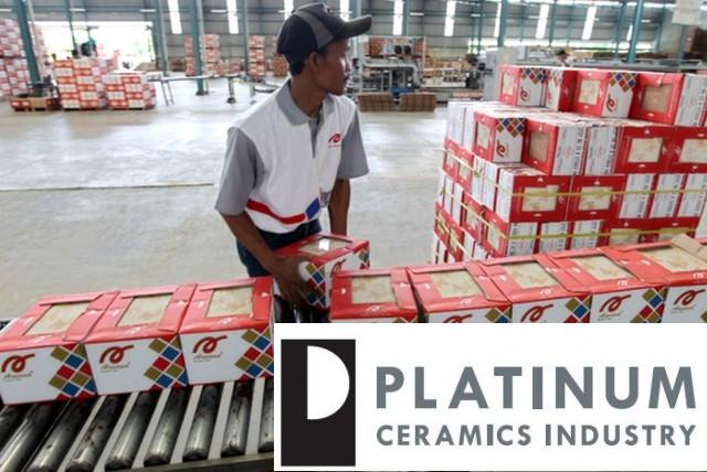 Lowongan Kerja SMA SMK D3 S1 PT. Platinum Ceramics Industry, Jobs: Operator Gudang, Supervisor Sales Project, Staff Payrol, Supervisor Merchandiser, Etc.