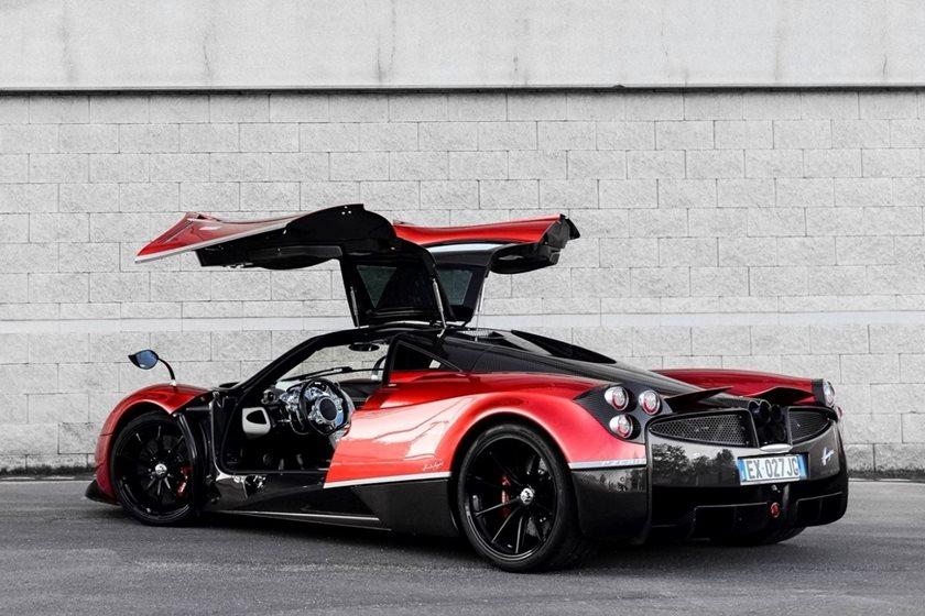 12 Mobil Paling Kece & Canggih di Dunia