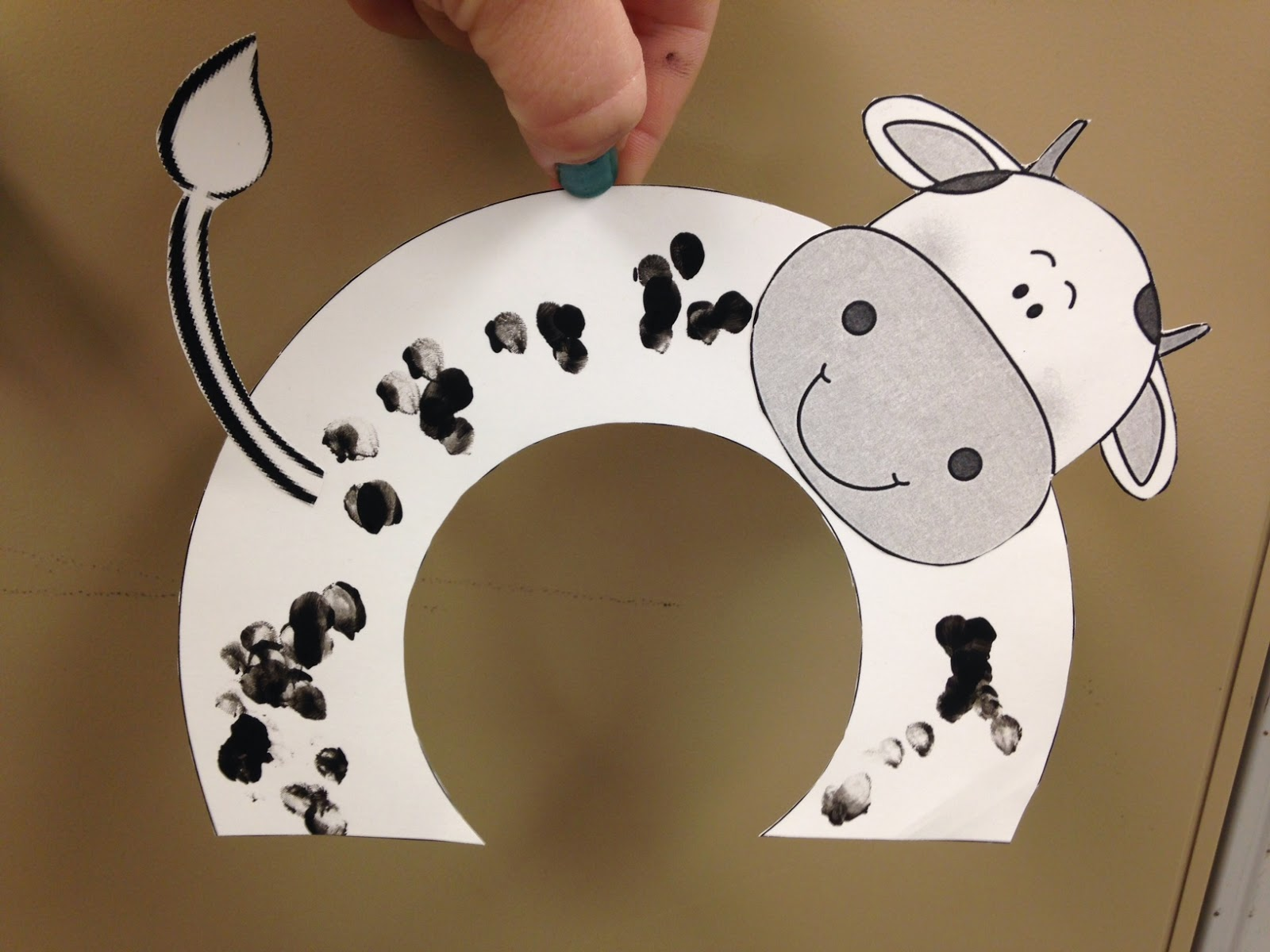 Speech Therapy With Miss Nicole Cow Crafts