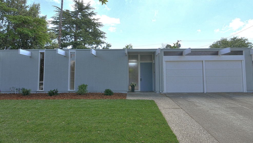Front Door Color Ideas for Eichler and Mid-Century Modern ...