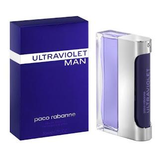 Paco Rabanne Ultraviolet Man Eau de Toilette 50ml Valentines Gift For Him New