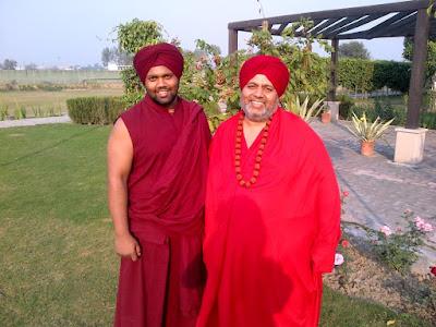 ShivYog World: Baba Shivanand and Ishan Shivanand Ji in