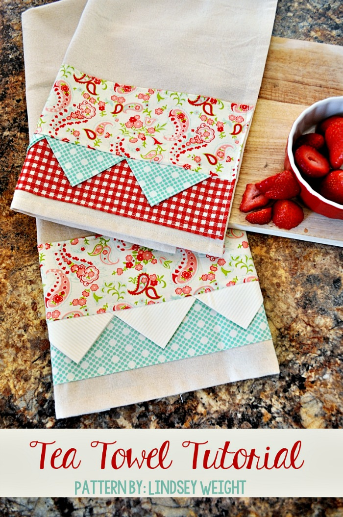 10 handy and free sewing patterns for the kitchen for Kitchen crafts to make