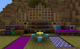 Aura Cascade Mod para Minecraft 1.7.10/1.8.9