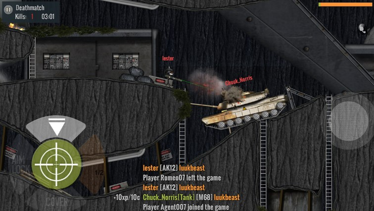 Stickman Battlefields MOD v2.1.1