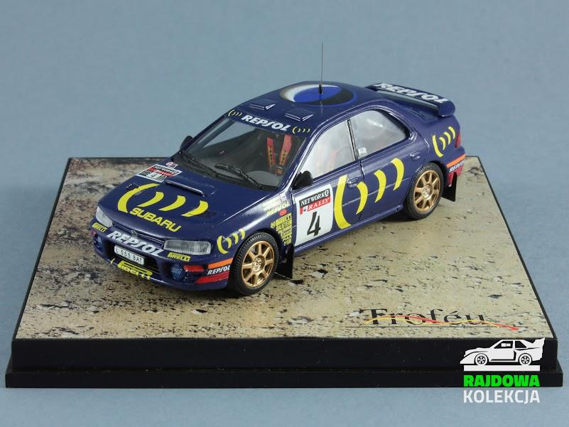 Trofeu Subaru Impreza 555, Winner NetworkQ Rally 1995