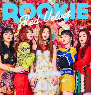 Download Lirik Lagu RED VELVET – ROOKIE (Hangul+Romanization)