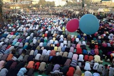 كيفية صلاة العيد بالتفصيل عيد الفطر وعيد الاضحى