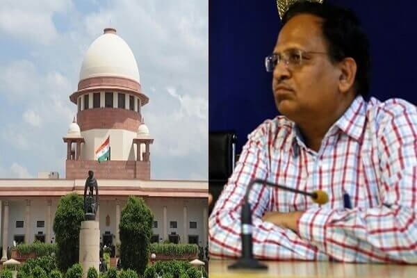 SC imposes Rs 25,000 cost on Delhi Health Minister