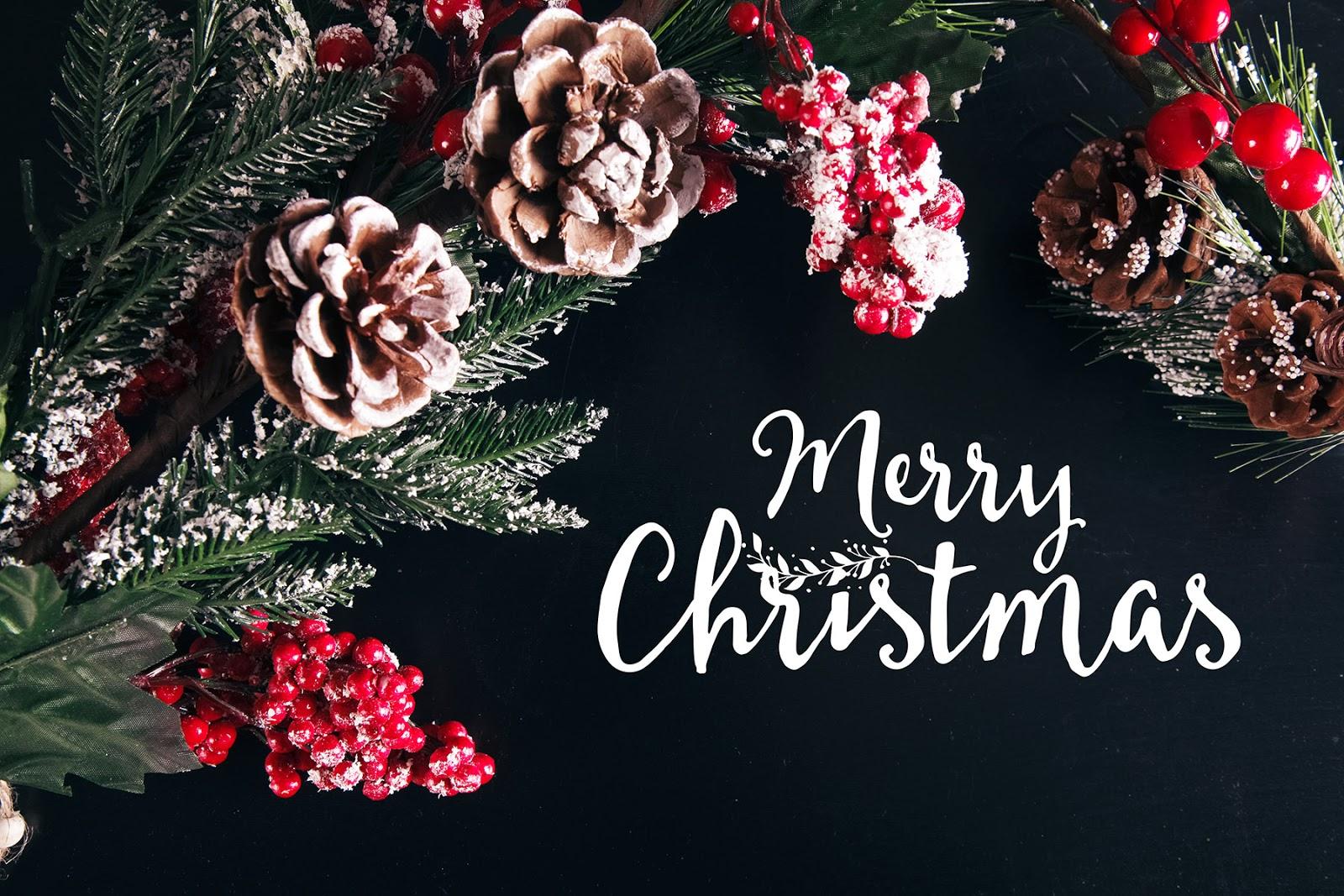 Życzenia świąteczne dla czytelników bloga!
