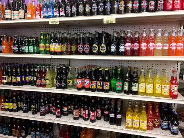 Frattallone's Soda Stash