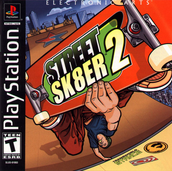 Street Sk8er 2 - PS1 - ISOs Download
