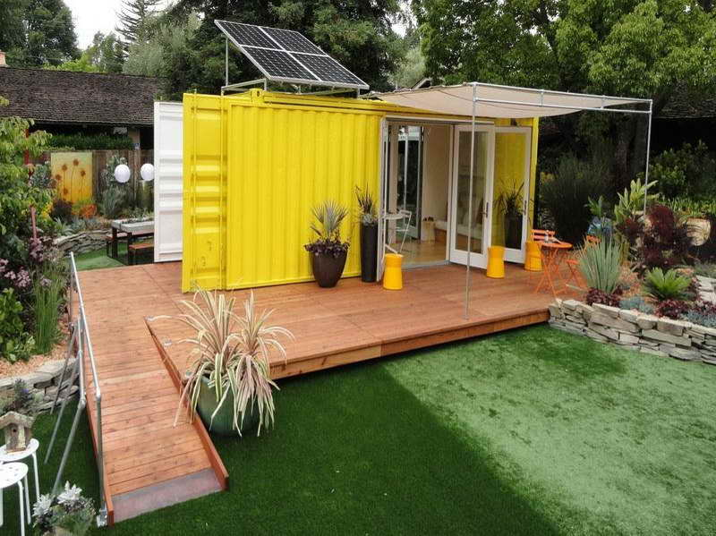 Modern Interior Design : Off Grid Homes Plans