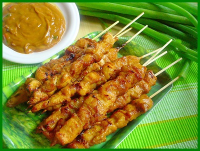Resep Sate Ayam Ponorogo Asli