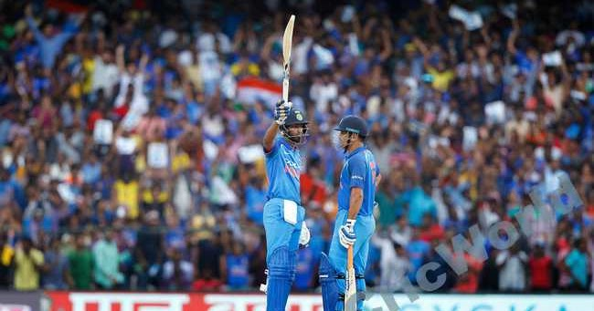 Fighting batting, wrist spin help India go 1-0 up