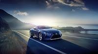 En yeni Lexusu modeli