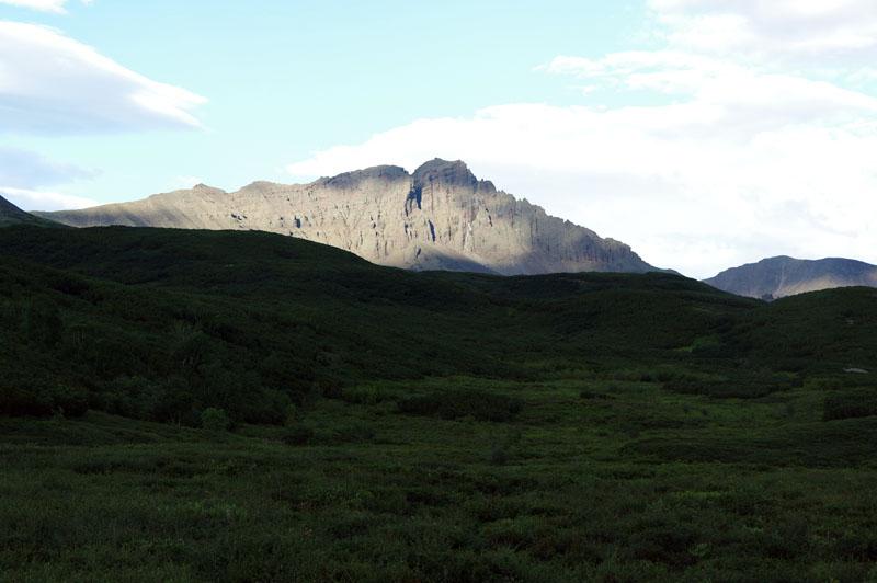 гора Оччамо камчатка