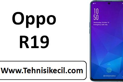 Cara Hard Reset/Factory Reset Oppo R19 Dengan Mudah