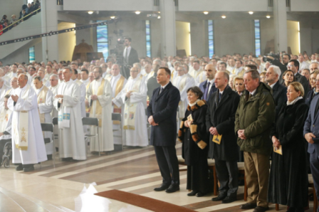 Η Πολωνία αναγνώρισε επίσημα τον Ιησού Χριστό ως Βασιλέα της χώρας