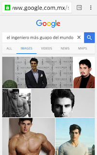 Busqueda en Google images