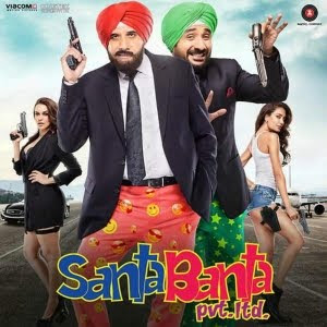 Santa Banta Pvt Ltd (2016) Hindi Movie MP3 Songs Download