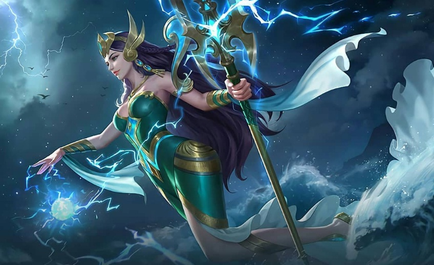 Hero Kadita Mobile Legends, Hero Baru Mirip Nyi Roro Kidul