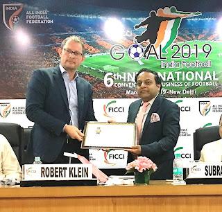 हीरो मोटोकॉर्प को फिक्की  ने 'गोल 2019' के दौरान सम्मानित किया