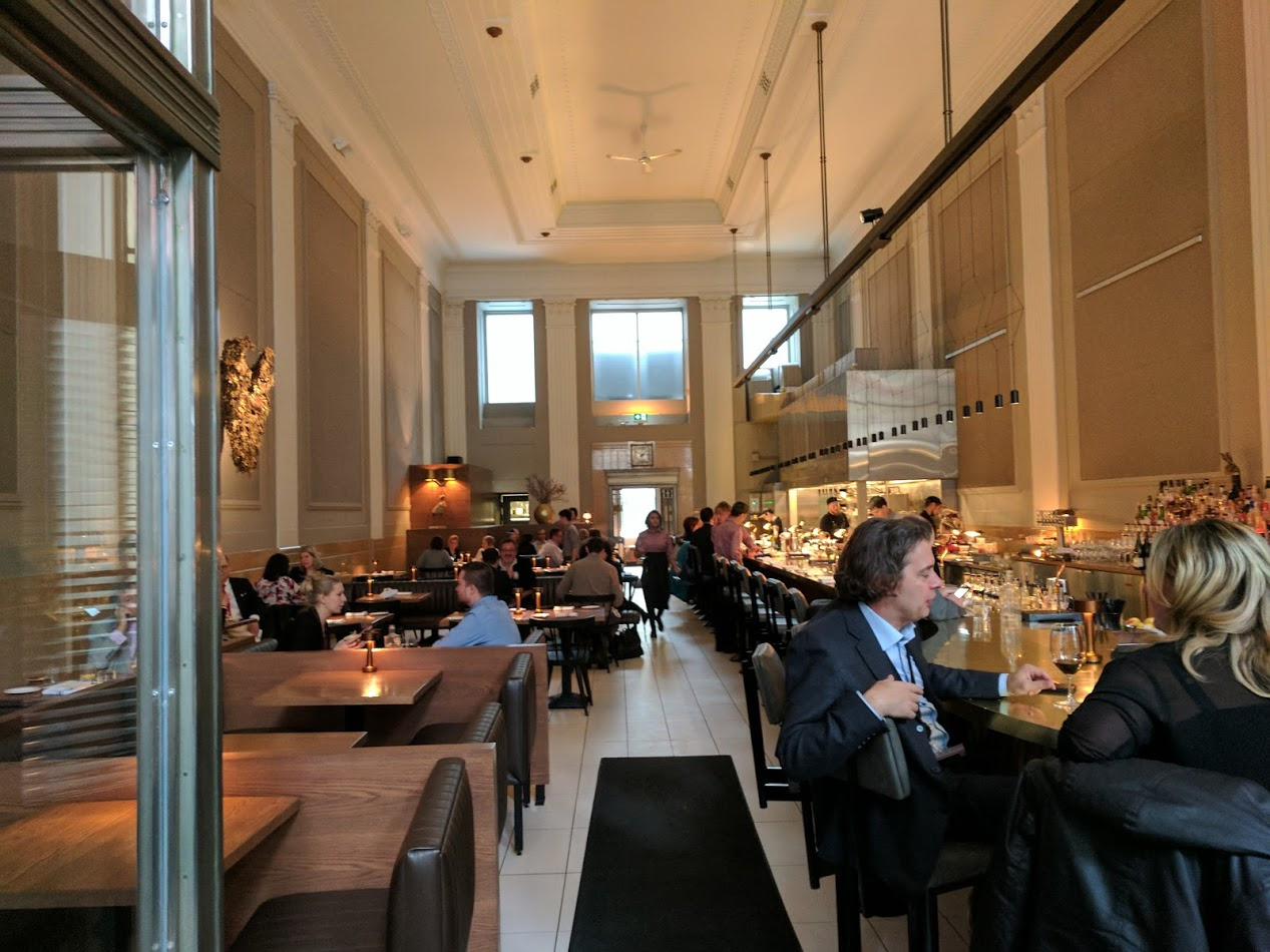 Restaurant Riviera Ottawa