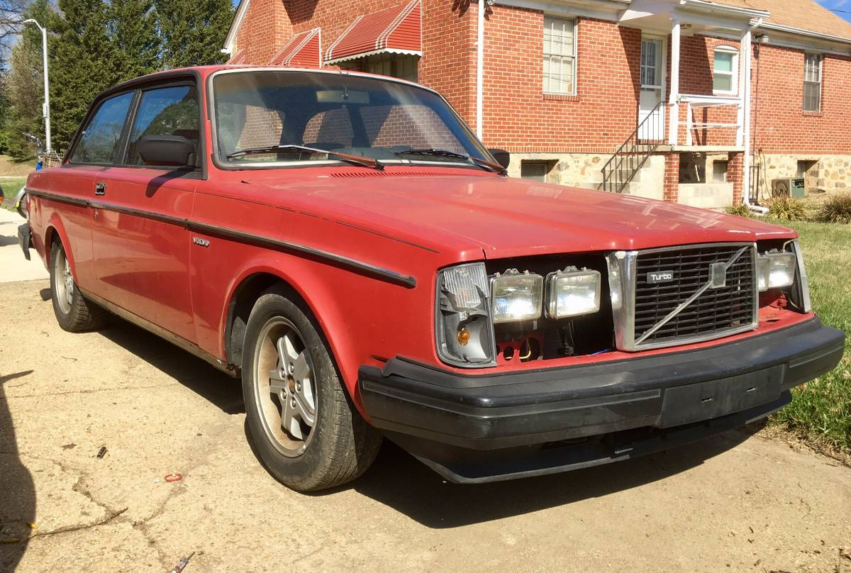 Daily Turismo: It'll Make You A New Man: 1982 Volvo 242