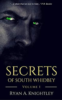 Secrets of South Whidbey Vol 1 - an undeniably hot paranormal erotica drama by Ryan A. Knightley