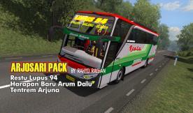 Arjosari Pack for JETBUS HDD2+ ADUDU / M ANAS