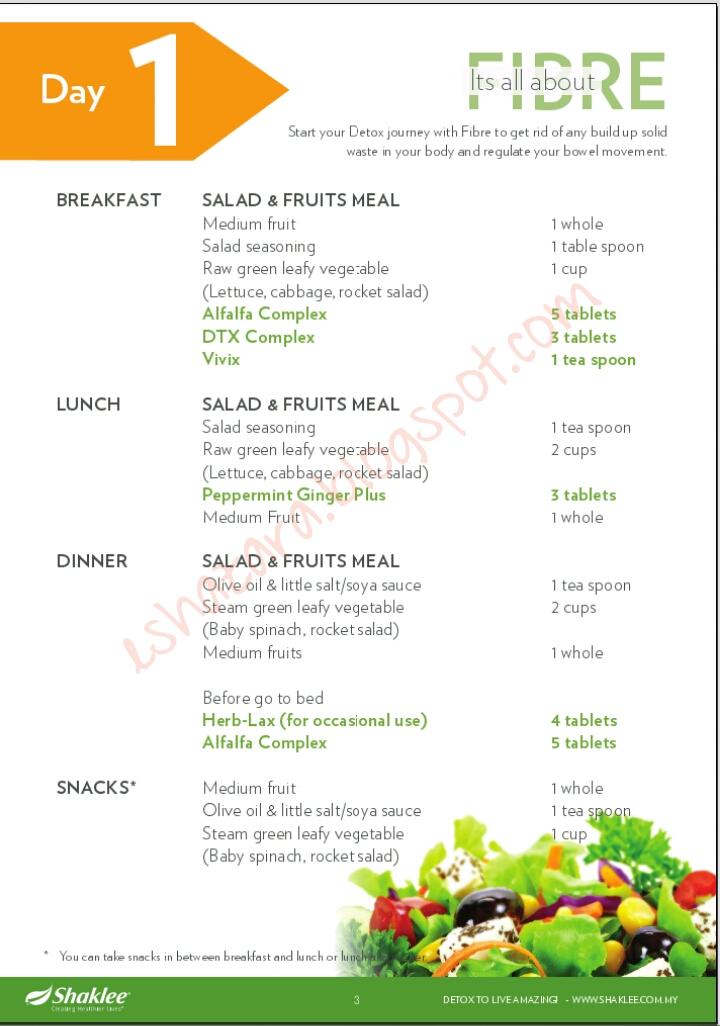 5 Cara Diet Detox 3 Hari Turun 1 kg Buktikan Sendiri Hasilnya