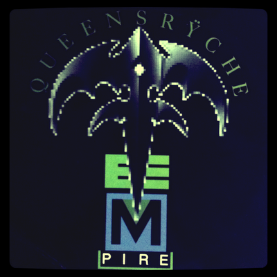 Queensrÿche – Empire (1990 – EMI USA) Portada