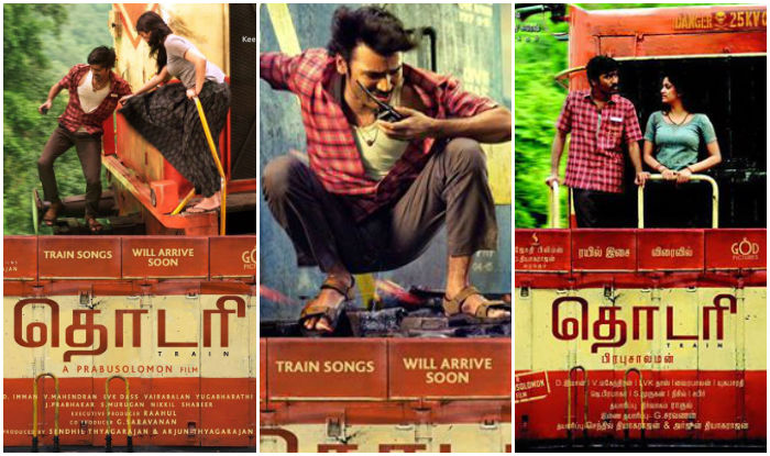 Tamil movie Thodari (2016) full star cast and crew Keerthy Suresh, Dhanush, first look Pics, wallpaper
