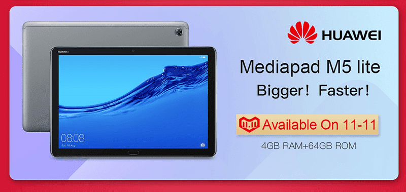Breaking: Huawei MediaPad M5 lite priced in the Philippines