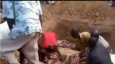 Mass Burial For 10 People Killed in Southern Kaduna by Fulani Herdsmen