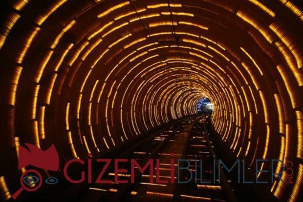 Şangay Tünelleri