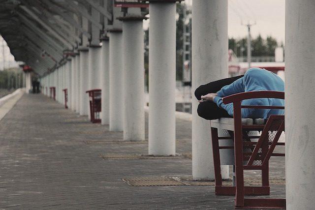 Άστεγος και φοιτητής